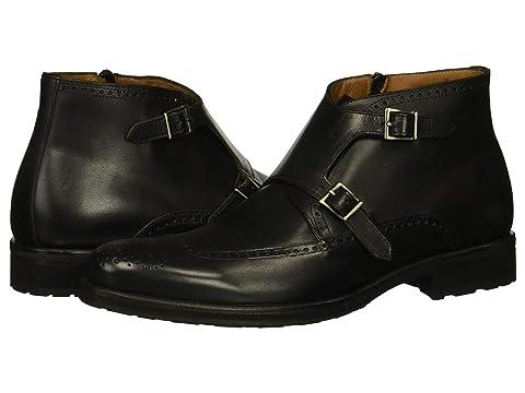 Mezlan Devon Monk Strap Shoes