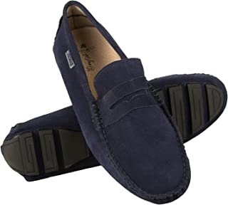 Zerimar Mocassins Homme   Mocassins Homme Cuir   Chaussures Mocassins Hommes   Mocassins Loafers   Loafers Homme Cuir   Mo...