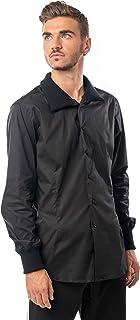 Morgan Visioli Fashion Camisa Hombre Black