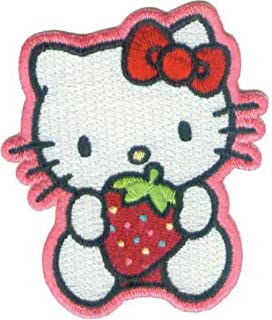 Application Hello Kitty Strawberry Sweet Patch