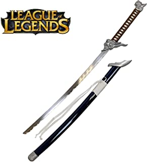 league of assassins sword