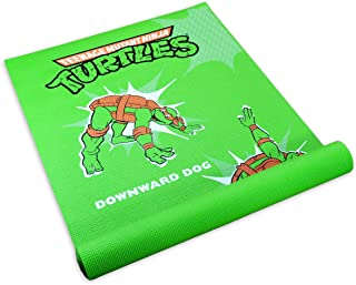 Nickelodeon Teenage Mutant Ninja Turtles Kids Yoga Mat Play Pad