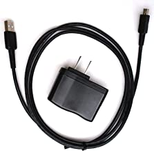 Guerrilla charger for Texas Instruments TI Nspire CX & CX CAS, TI 84 Plus C Silver Edition Calculator (UL Approved)