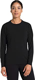 The North Face Women's Workout Long Sleeve, TNF Black, S