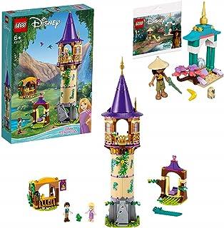 【メーカー特典】レゴ(LEGO) ディズニープリンセス ラプンツェルの塔 43187 + ラーヤミニセット 付き