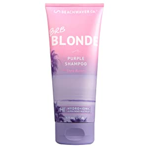 The Beachwaver Co. Brb Blonde Purple Shampoo