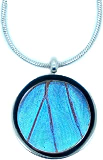 Best butterfly wing necklace Reviews