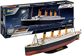 Revell 05498 RMS Titanic, Multi Colour, us:one Size