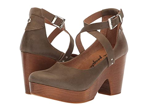 Free People Shoes , KHAKI