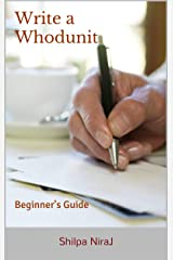 Write a Whodunit: Beginner's Guide (The Write Craft Book 1) Kindle Edition