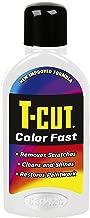T-CUT Color Fast White Finish Restorer Car Polish 16 fl.oz