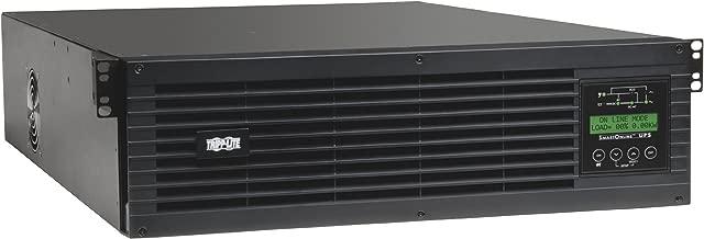 TRIPP LITE SU3000RTXLCD3U 3000VA 2700W UPS Smart Online LCD Rackmount