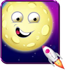 Simple touch and shooting game Earn 2X to gain double scores The higher you hit the moon, more scores you get Simple but Addictive gameplay Funny animations