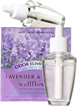Bath & Body Works Lavender & Vanilla Odor Eliminating With Fresh Source..