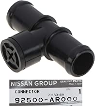 Genuine NlSSAN Infiniti Heater Hose Connector 350Z G35 FX35 M35 M45 Q45 Quick Delivery