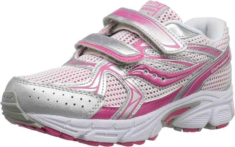 Saucony Girls Cohesion H&L FonctionneHommest chaussures (Peu Enfant Big Enfant)