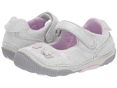 Stride Rite SRT Alise (Toddler) (Silver) Girls Shoes