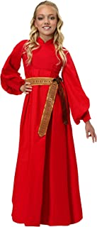 princess buttercup costume red