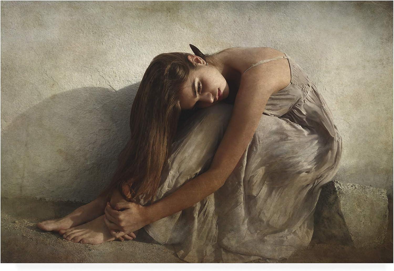 Trademark Fine Art Saudade by Olga Mest, 12x19