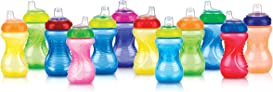 Explore no-spill cups for toddlers