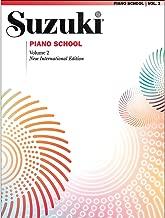 Suzuki Piano School International Edition Piano Book - Volume 2