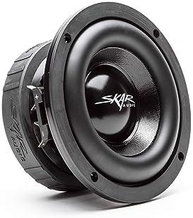 8 Inch Single 4 Ohm Voice Coil Car Subwoofer Hot Sale BOSS Audio CX8 400 Watt