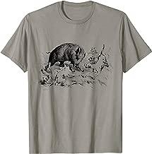 Wild Boar Hunter Pig Hog Hunting  T-Shirt