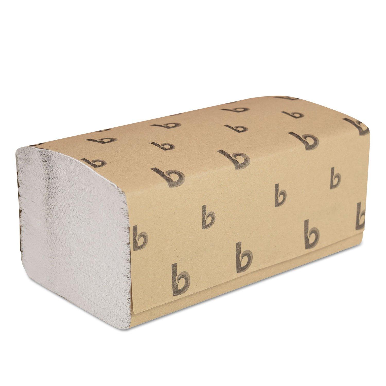 Boardwalk 激安格安割引情報満載 6212 Singlefold Paper Towels White P 20 250 9 値下げ x