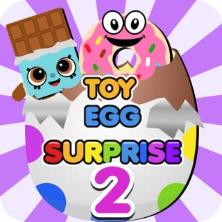 Toy Egg Surprise 2 – Free Toy Prize Collecting Game