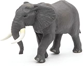 Papo African Elephant Figure, multicolor