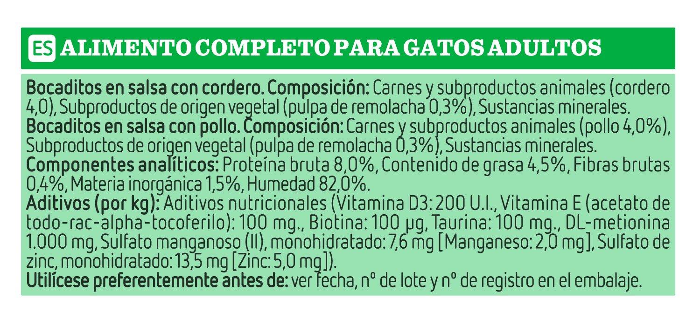 Ultima Comida Húmeda para Gatos con Problemas del Tracto Urinario - Urinary - 10 multipacks de 4 x 85 g - Total 3,4 kg: Amazon.es: Productos para mascotas