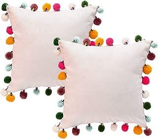 Best pom pom throw pillow Reviews