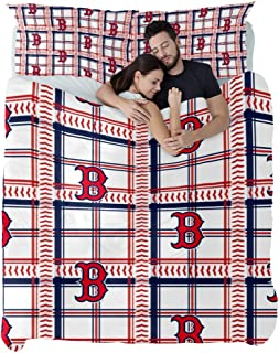 red sox quilt pattern