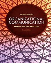 organizational communication approaches and processes 7th edition