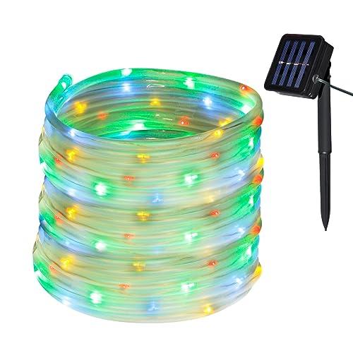reputable site 3cd37 3e5de Solar Rope Lights: Amazon.co.uk