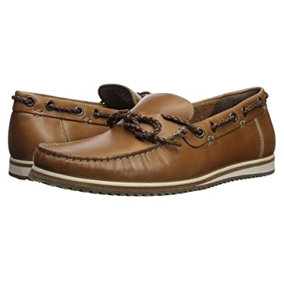 Hush Puppies Bolognese Rope Lace (Light Brown Leather) Men