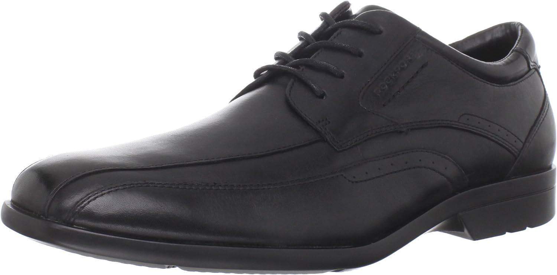 Rockport BL BIKE FRONT       BLACK K62741 Herren Bootschuhe B00741NJC4  | Angemessene Lieferung und pünktliche Lieferung