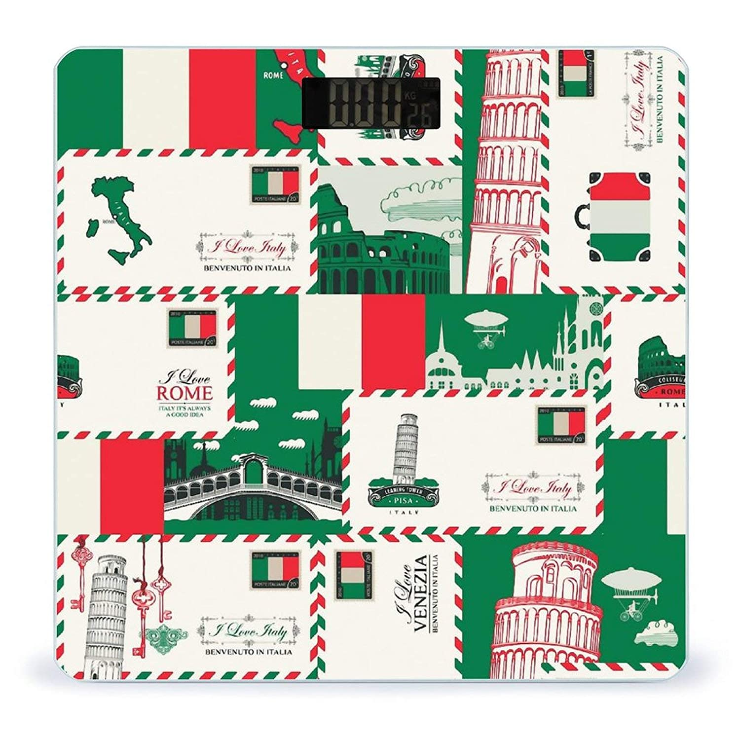 Seamless-Pattern-on-Theme-Italy-Vector ItalieWeight Digita Manufacturer OFFicial shop Manufacturer OFFicial shop Scale