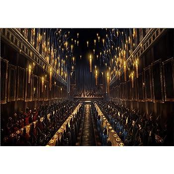 Amazon Com Harry Potter Hogwarts Dining Hall Candles Church