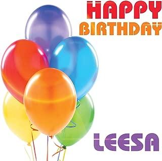 Best happy birthday leesa Reviews