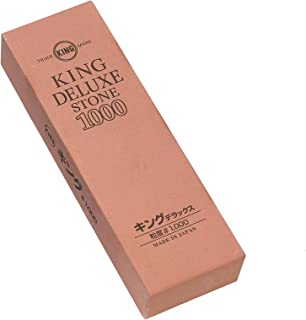 KING 3634 K1000#1000 WHET STONE, One Size, Brown