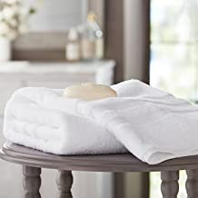 Member's Mark Hotel Premier Collection 100% Cotton Luxury Bath Towel, White