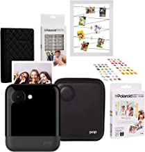Best polaroid z2300 10mp digital instant print camera black Reviews