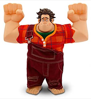 Disney Wreck-It Ralph Exclusive Ralph Talking Action Figure - 14'' H (15'' H with raised arms)