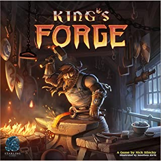 Renegade Game Studios Kings Forge 3rd Edition Board Games