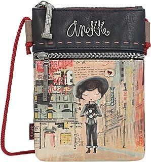 Anekke | Mini-Umhängetasche City Art | Umhängetasche Zubehör und Accessoires für Damen