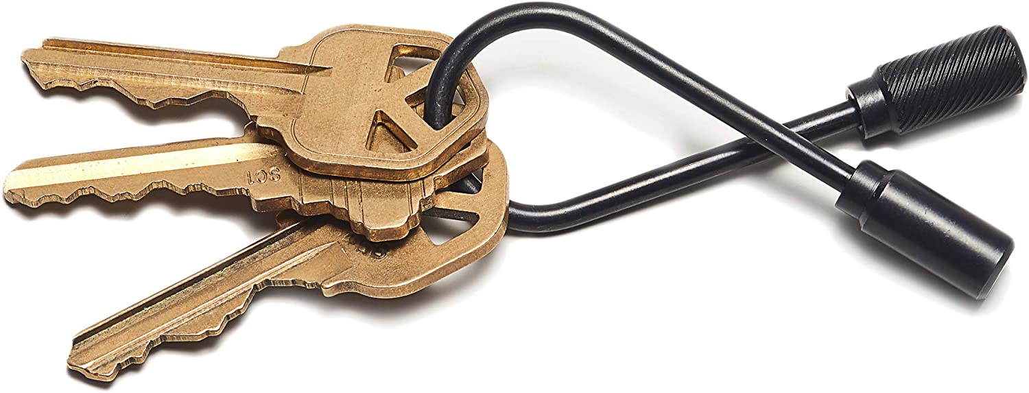Craighill Closed Helix Keyring
