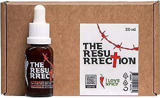 I LOVE SPICY The Resurrection Scharfe Soße 433.534 SHU Carolina Reaper Chilischote 85% 20 ml