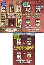 Wayside School [3-Book Set]: Wayside School Gets a Little Stranger, Wayside School is Falling Down, Sideway Stories from W...
