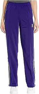 adidas track pants purple